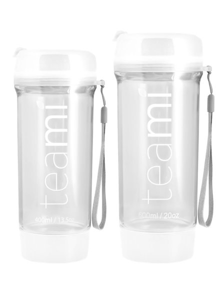 teami Tea Tumbler 400ml - White