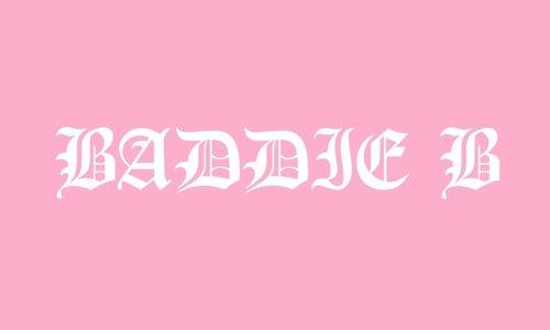 Baddie B Lashes