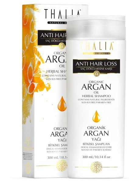 Thalia Beauty Thalia - Argan Oil Shampoo 300ml