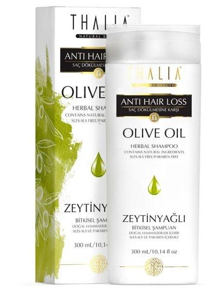 Thalia Beauty Thalia - Shampooing à l'huile d'olive 300ml