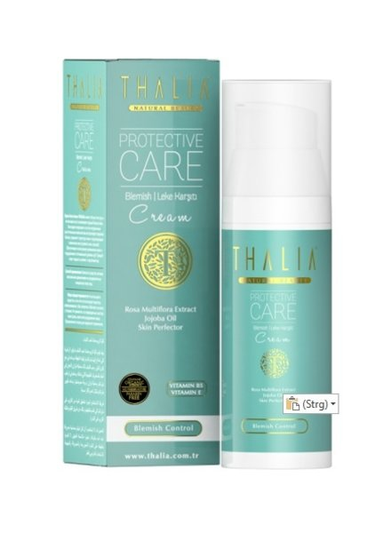 Thalia Beauty Thalia Protective Care - Blemish Cream