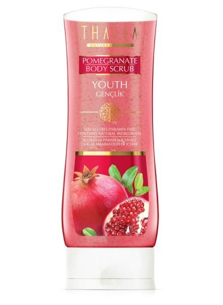 Thalia Beauty Thalia Pomegranate Body Scrub 200 ml
