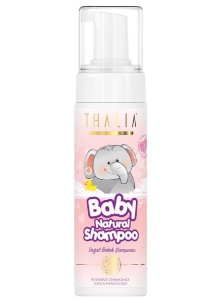 Thalia Beauty Thalia Natural Baby Shampoo Girl 200 ml