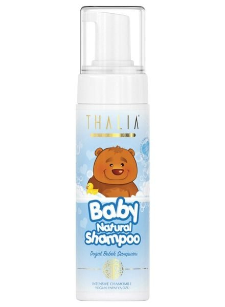 Thalia Beauty Thalia Natural Baby Shampoo Boy 200ml