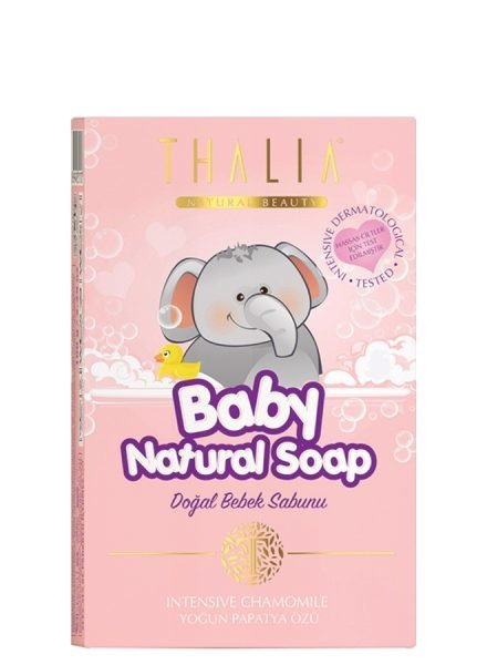 Thalia Beauty Thalia Natural Baby Seife Girl 200ml
