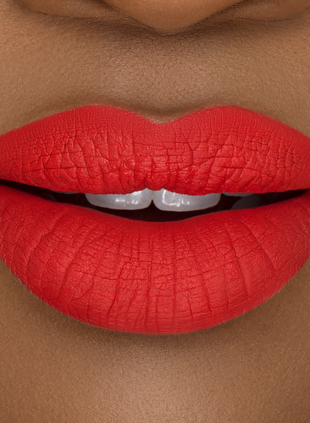 Laura Lee L. A. Laura Lee Los Angeles - Liquid Lipstick Coral Pop