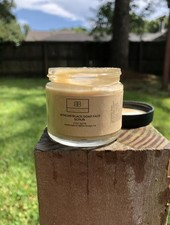 Breed Love Beauty Breed Love Beauty Co - African Black Soap Face Scrub
