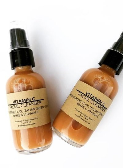 Breed Love Beauty Vitamin C Facial Cleanser