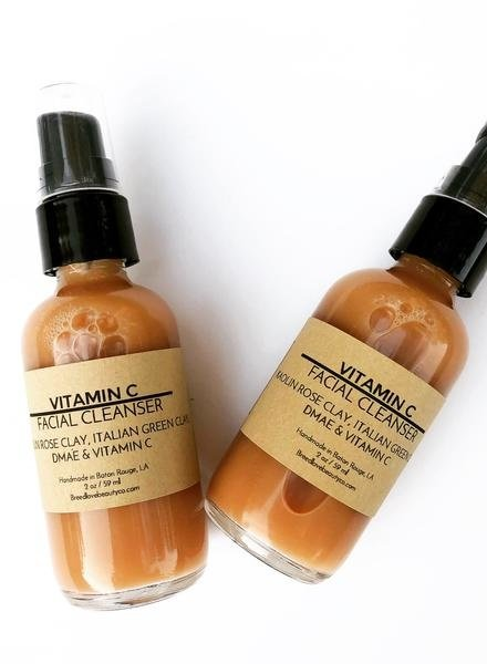 Breed Love Beauty Breed Love Beauty Co - Vitamin C Facial Cleanser