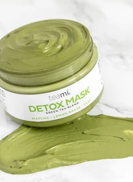 teami Green Tea Detox Mask