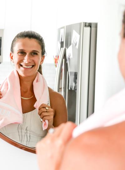 teami Fitness Towel
