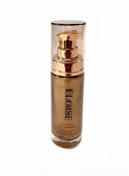 Eloise Beauty Eloise Beauty - Get gleaming Body Glow - Bronzed Kiss
