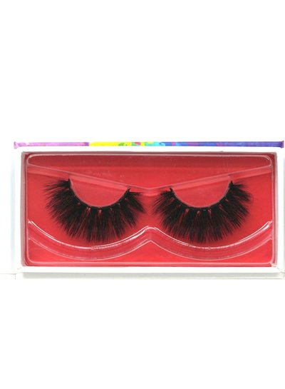 Glamlite Glamlite - Paint SP Lashes - Red