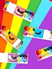 Glamlite Glamlite - Paint SP Lashes - Purple