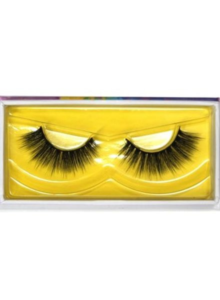 Glamlite Glamlite - Paint SP Lashes - Yellow
