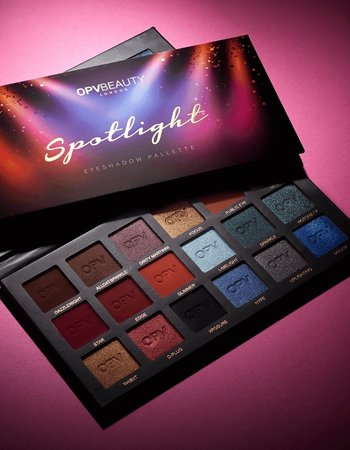OPV beauty OPV Beauty Spotlight Palette