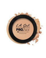 L.A. Girl LA Girl HD Pro Face Pressed Powder - Buff