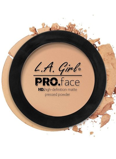 L.A. Girl LA Girl HD Pro Face Pressed Powder - Buff