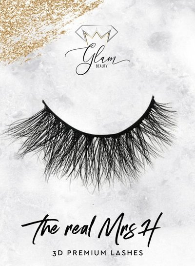 Glam Beauty Glam Lashes Premium - The Real Mrs H