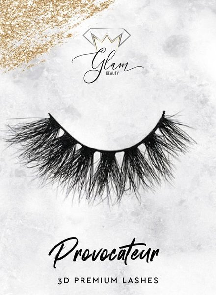 Glam Beauty Glam Lashes Premium - Provocateur