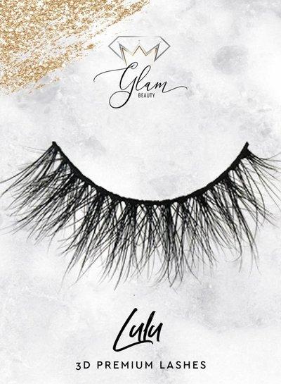 Glam Beauty Glam Lashes Premium - Lulu