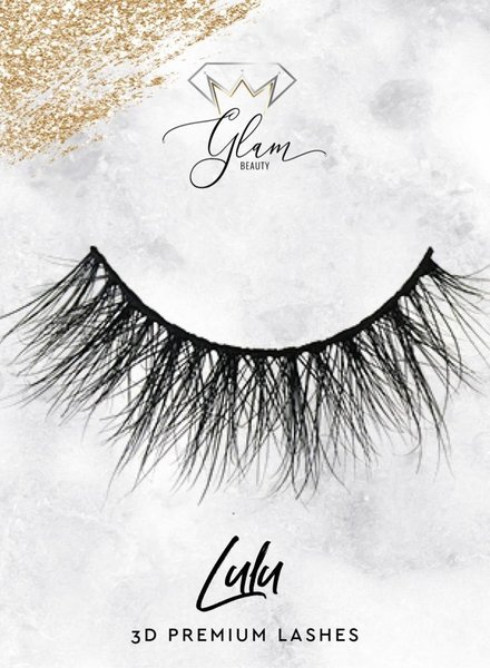 Glam Beauty Glam Lashes Premium - Lulu