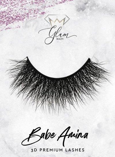 Glam Beauty Glam Lashes Premium - Babe Amina