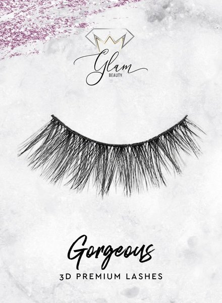 Glam Beauty Glam Lashes Premium Silk - Georgeous