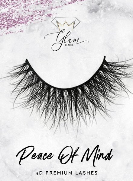 Glam Beauty Glam Lashes Premium - Peace of Mind
