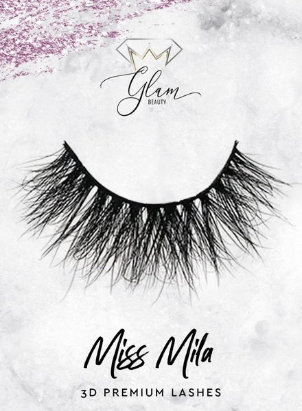 Glam Beauty Glam Lashes Premium - Miss Mila