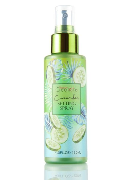 Beauty Creations  Beauty Creations - Setting Spray Cucumber