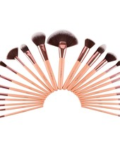 Beauty Creations  Beauty Creations - Luxe Coral Brush Set