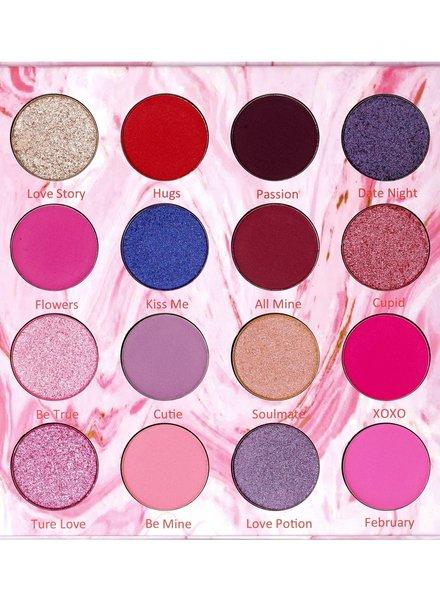 Lurella  Lurella Cosmetics - Sweet Valentine Palette