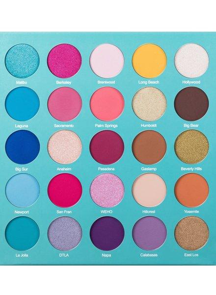 Lurella  Lurella Cosmetics - Golden State Palette