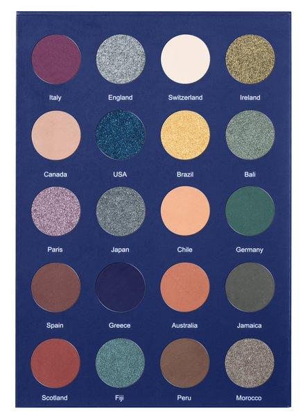 Lurella  Lurella Cosmetics - Adventurous Palette