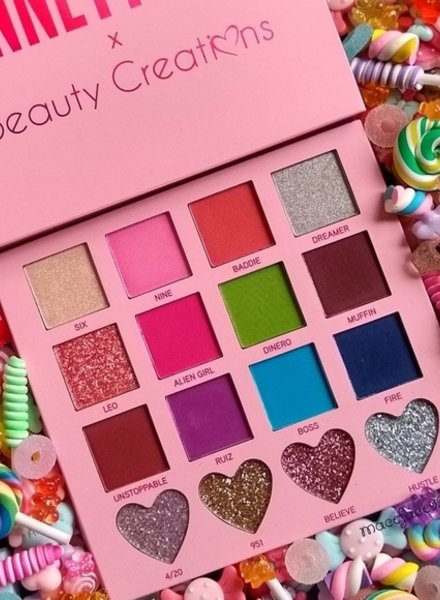 Beauty Creations  Beauty Creations - Palette Annette 69
