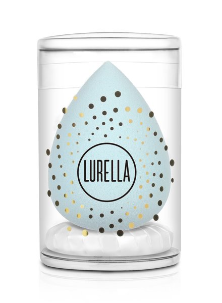 Lurella  Lurella Cosmetics - Teardrop Beauty Sponge Baby Blue