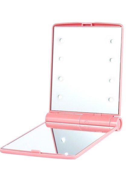Lurella  Lurella Cosmetics - Compact Mirrors - Petit in Pink