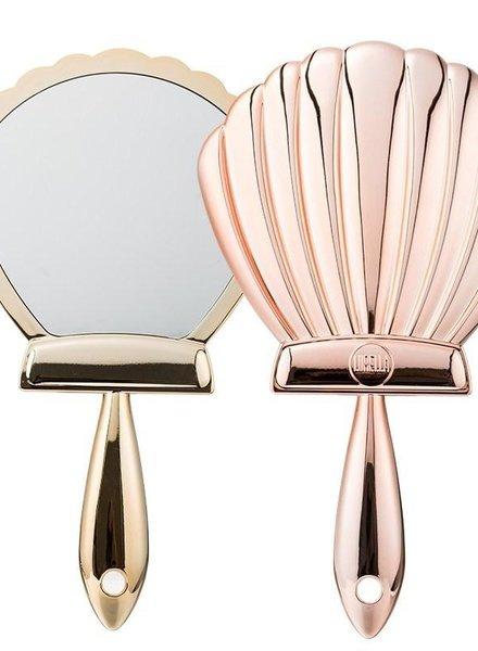 Lurella  Lurella Cosmetics - Shell Shock Mirror - Rosegold