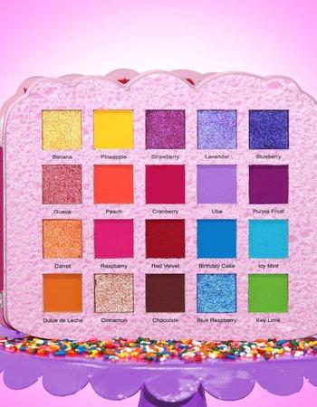 Glamlite Glamlite - Cake Palette