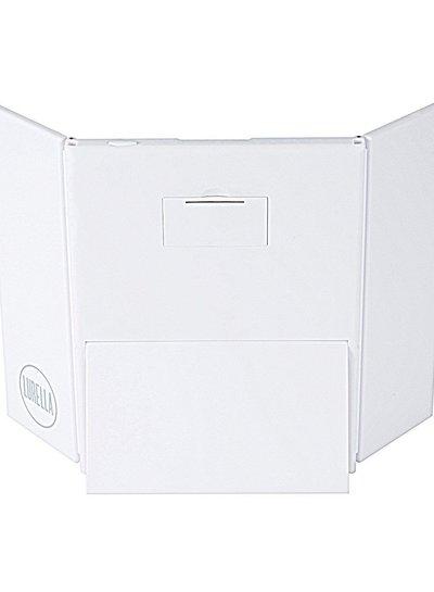 Lurella  Lurella Cosmetics - Kickstand Mirror - Purest White