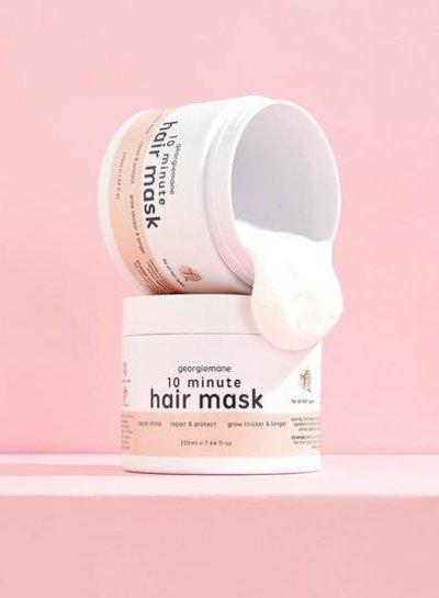 Georgiemane 10 minute hair mask