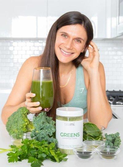 teami Greens Superfood Powder