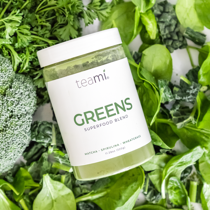Greens Superfood Powder - Monolith-Beauty & Lifestyle
