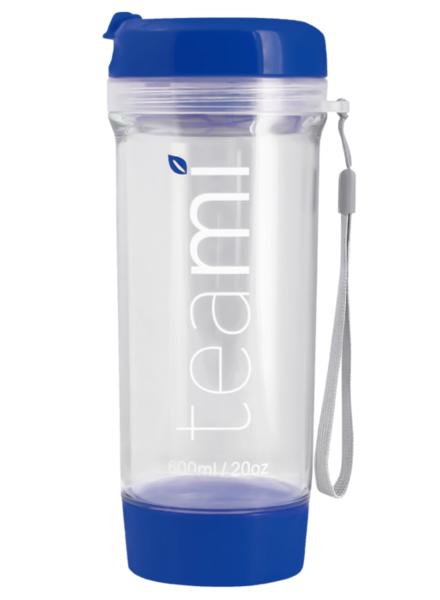 teami Tea Tumbler 400ml - Navy