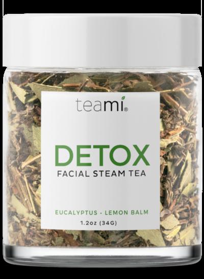 teami Detox Facial Steam Tea