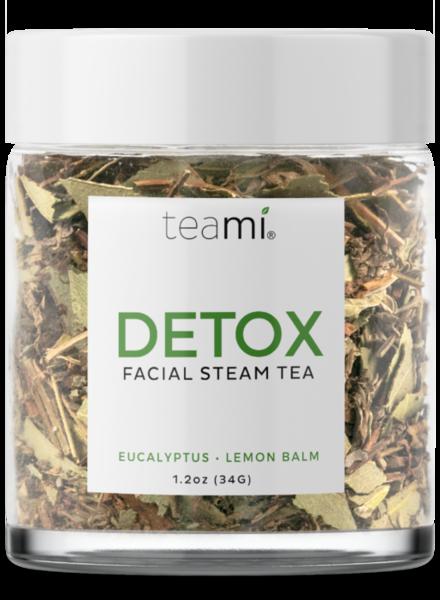 teami Detox Facial Steam Pore opener