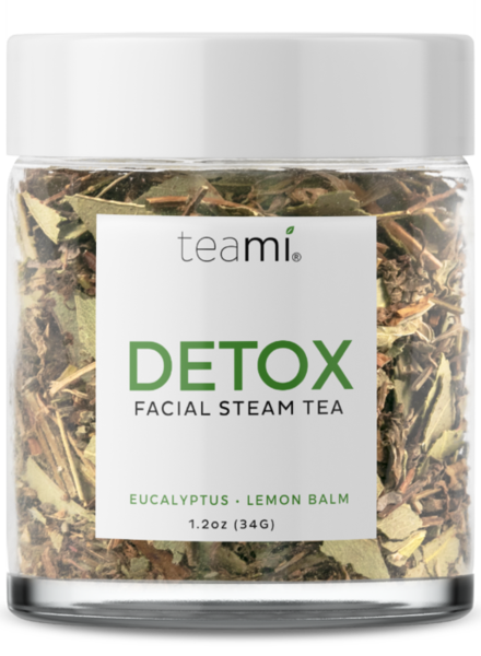 teami Detox Facial Steam Tea