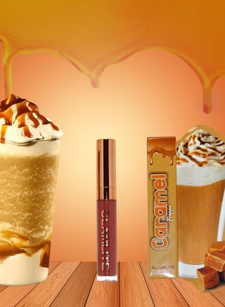 Glamlite Glamlite - Caramel Frappe Lips