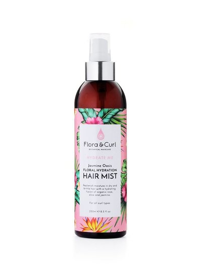 Flora & Curl Flora & Curl - Jasmine Oasis Hydrating Hair Mist